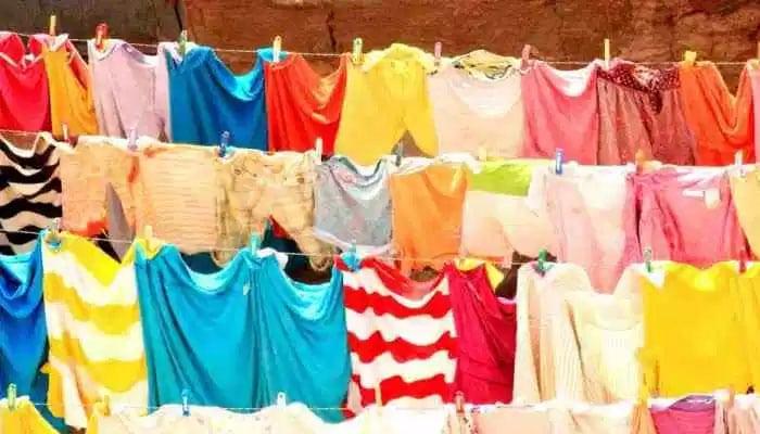 soñar con ropa