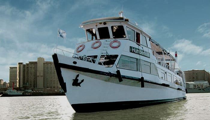 soñar con barco lujoso