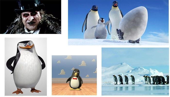 Soñar con pingüino