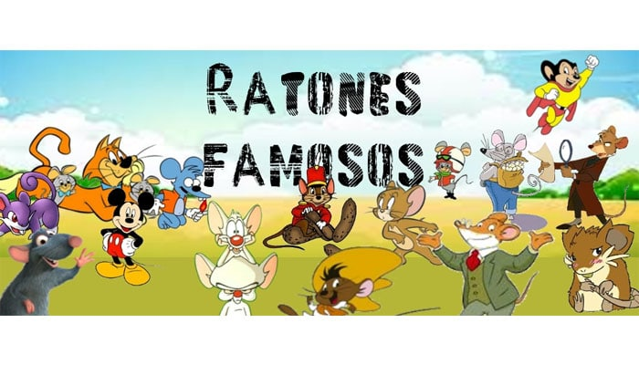 soñar con ratas o ratones famosos