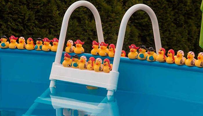 Sonho com piscina
